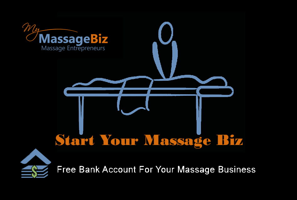 Get A Massage Business Bank Account For Free