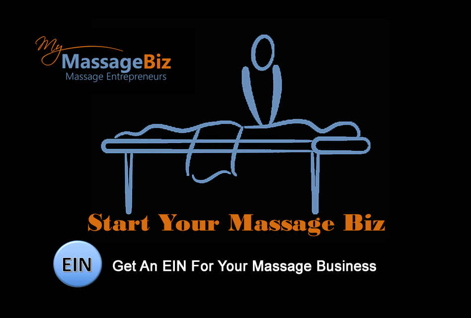 Get Your Massage Business EIN