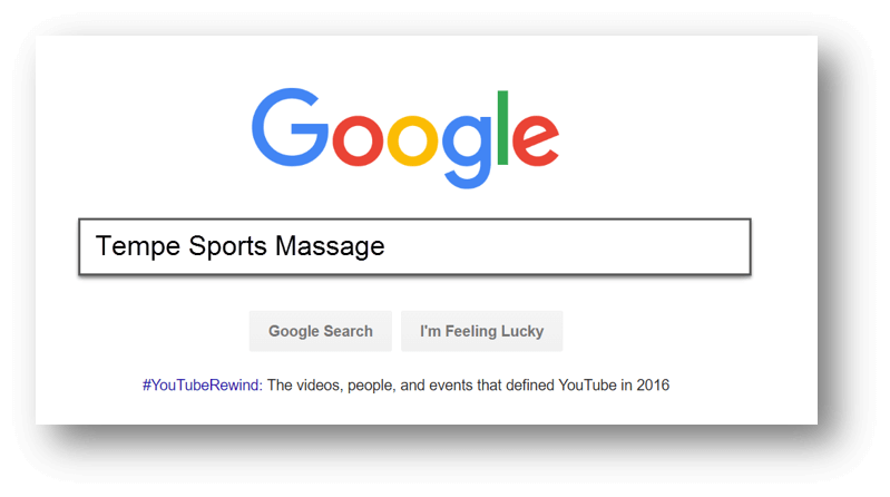 Research Your Massage Business Name on Google
