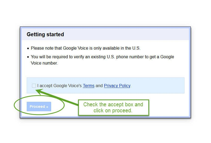 Set Up Google Voice For Your Massage Business Getting Started