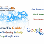 Set Up Google Voice For Your Massage Business