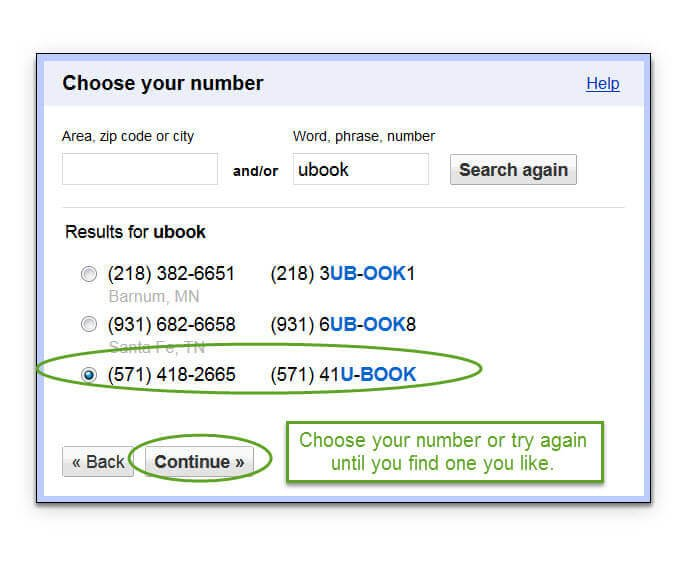 Best Massage Business Tools: Google Voice - Separate number for your business