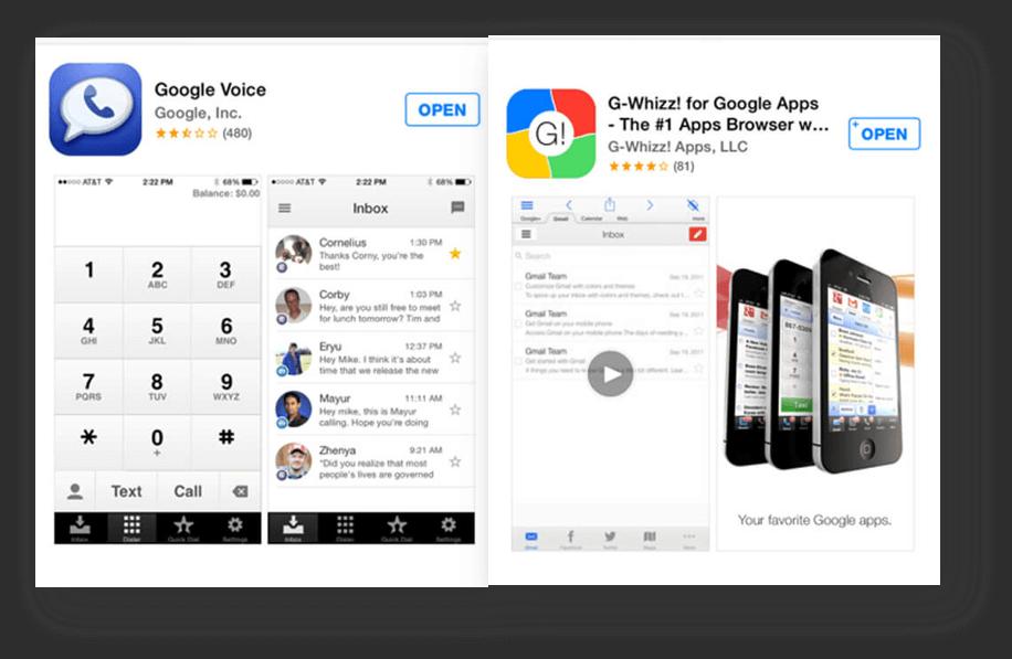 Best Massage Business Tools: Google Voice- Get the smartphone app