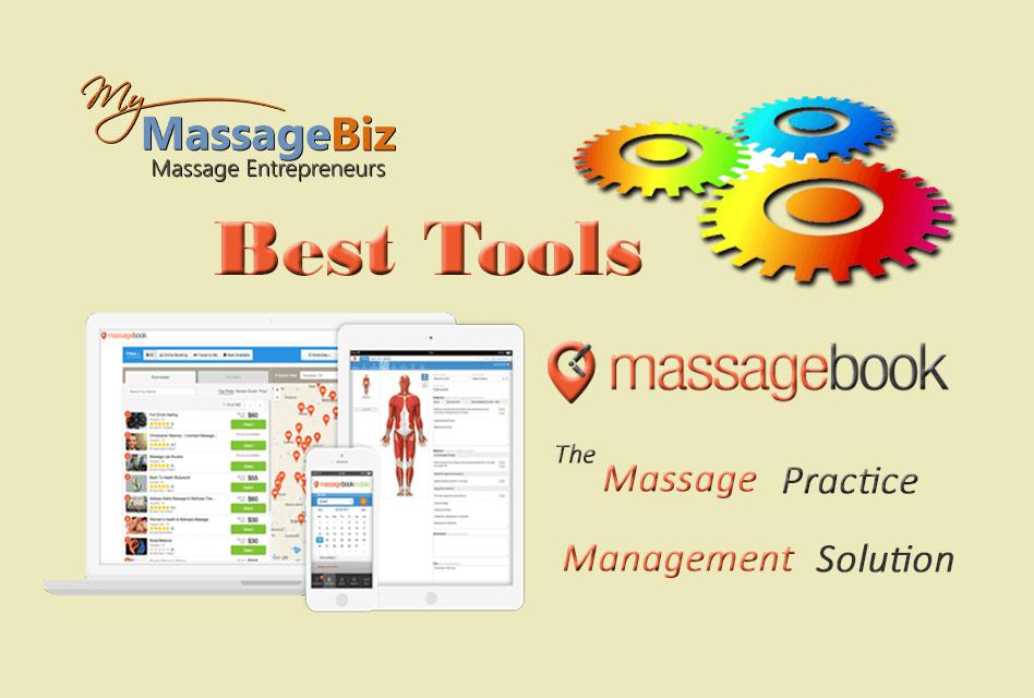 Best Massage Business Tools: MassageBook
