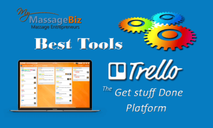 Best Massage Business Tools: Trello