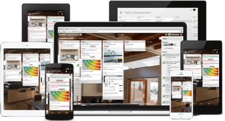 Best Massage Business Tools: Trello lets you use there app on your smartphone or tablet.