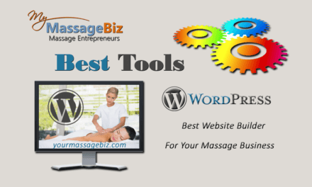Best Massage Business Tools: WordPress