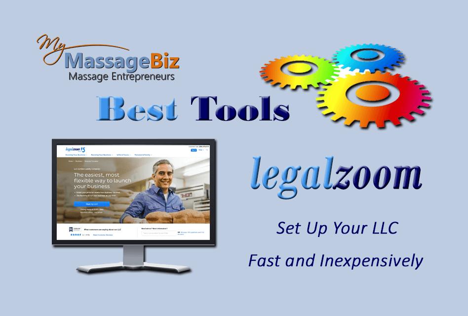 Best Massage Business Tools: Legalzoom