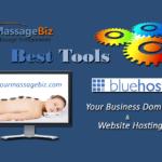Best Massage Business Tools: Bluehost