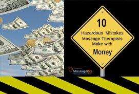 Build A Successful Massage Business With MyMassageBiz.com: Your money