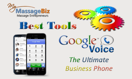 Best Massage Business Tools: Google Voice