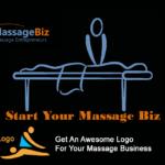 Get Your Massage Business Logo