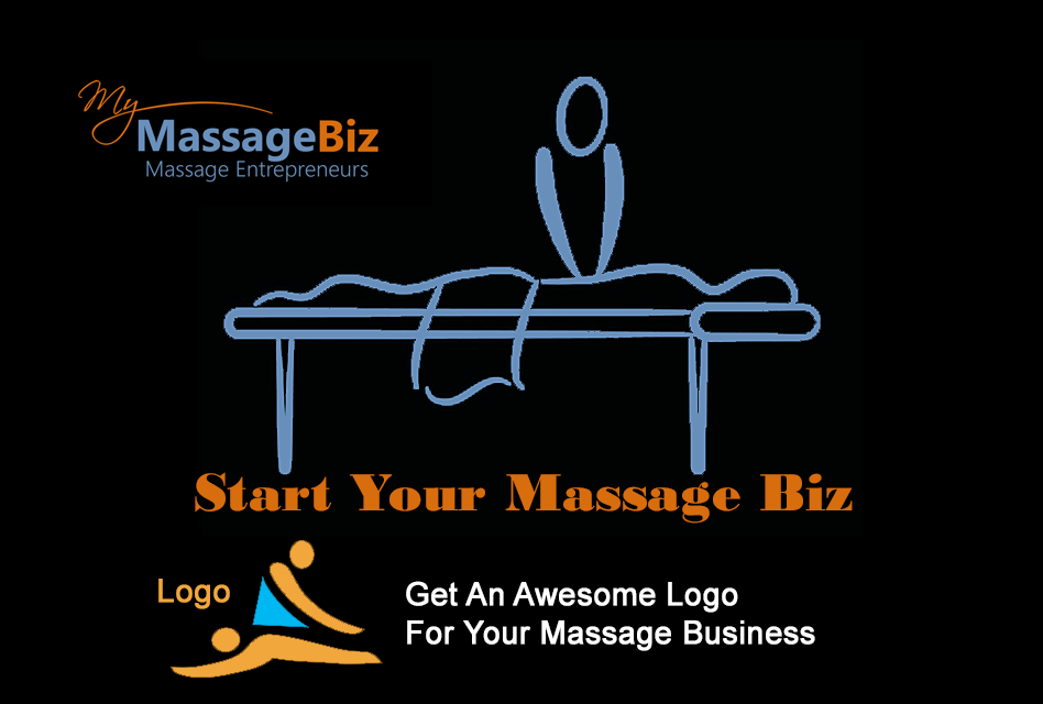 Get Your Massage Business Logo