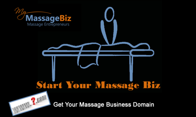 Get Your Massage Business Domain Now