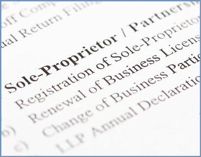 Massage Business Structure - Sole Proprietorship